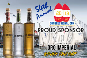 Oro Imperial is a proud sponsor of the 54th Annual Congressional Cup in Long Beach, CA.