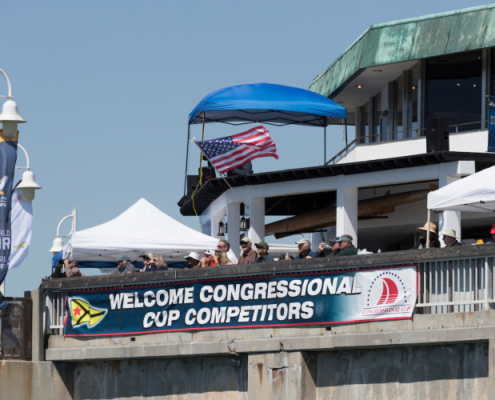 Oro Imperial Tequila Proud Sponsor at 54th Annual Congressional Cup Long Beach California